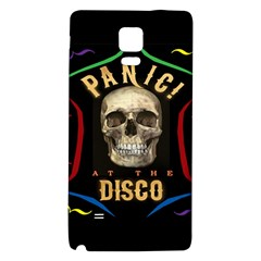 Panic At The Disco Poster Galaxy Note 4 Back Case