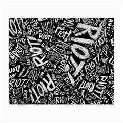 Panic At The Disco Lyric Quotes Retina Ready Small Glasses Cloth (2 Side)