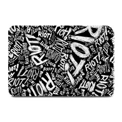 Panic At The Disco Lyric Quotes Retina Ready Plate Mats