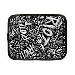 Panic At The Disco Lyric Quotes Retina Ready Netbook Case (small)