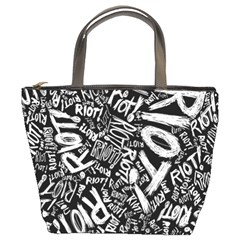Panic At The Disco Lyric Quotes Retina Ready Bucket Bags
