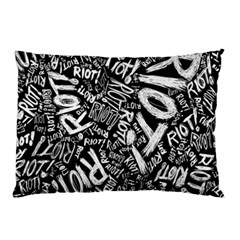 Panic At The Disco Lyric Quotes Retina Ready Pillow Case