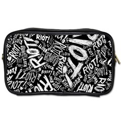 Panic At The Disco Lyric Quotes Retina Ready Toiletries Bags