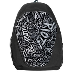 Panic At The Disco Lyric Quotes Retina Ready Backpack Bag