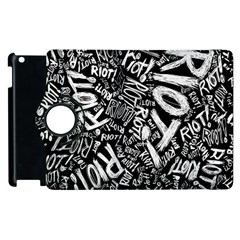 Panic At The Disco Lyric Quotes Retina Ready Apple Ipad 3/4 Flip 360 Case