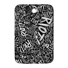 Panic At The Disco Lyric Quotes Retina Ready Samsung Galaxy Note 8 0 N5100 Hardshell Case