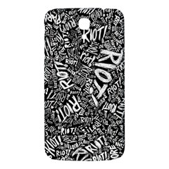 Panic At The Disco Lyric Quotes Retina Ready Samsung Galaxy Mega I9200 Hardshell Back Case