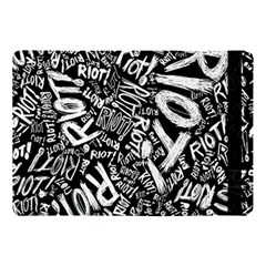 Panic At The Disco Lyric Quotes Retina Ready Apple Ipad Pro 10 5   Flip Case