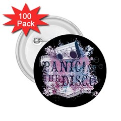 Panic At The Disco Art 2 25  Buttons (100 Pack)