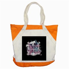 Panic At The Disco Art Accent Tote Bag