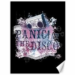 Panic At The Disco Art Canvas 36  X 48