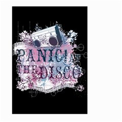 Panic At The Disco Art Large Garden Flag (two Sides)