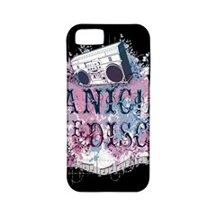 Panic At The Disco Art Apple Iphone 5 Classic Hardshell Case (pc+silicone)