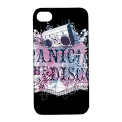 Panic At The Disco Art Apple Iphone 4/4s Hardshell Case With Stand