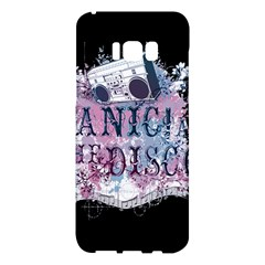 Panic At The Disco Art Samsung Galaxy S8 Plus Hardshell Case