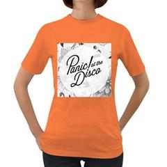 Panic At The Disco Flowers Women s Dark T Shirt