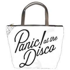 Panic At The Disco Flowers Bucket Bags