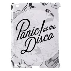 Panic At The Disco Flowers Apple Ipad 3/4 Hardshell Case (compatible With Smart Cover)
