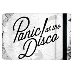 Panic At The Disco Flowers Ipad Air Flip
