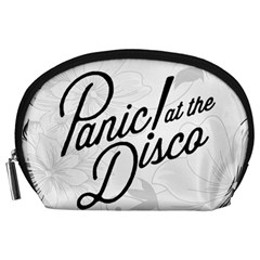 Panic At The Disco Flowers Accessory Pouches (large)