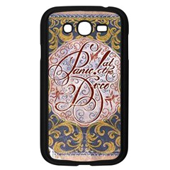 Panic! At The Disco Samsung Galaxy Grand Duos I9082 Case (black)