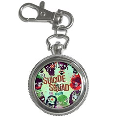 Panic! At The Disco Suicide Squad The Album Key Chain Watches