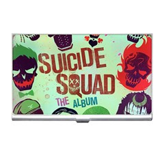Panic! At The Disco Suicide Squad The Album Business Card Holders
