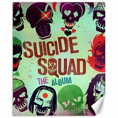 Panic! At The Disco Suicide Squad The Album Canvas 11  X 14