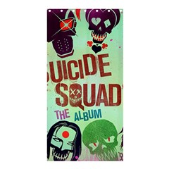 Panic! At The Disco Suicide Squad The Album Shower Curtain 36  X 72  (stall)
