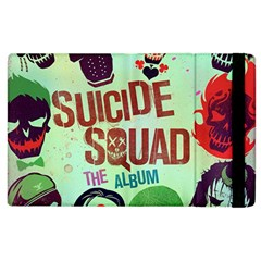 Panic! At The Disco Suicide Squad The Album Apple Ipad 2 Flip Case