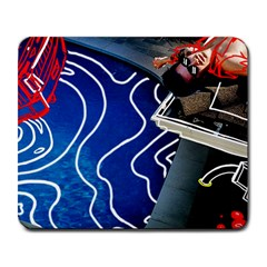 Panic! At The Disco Released Death Of A Bachelor Large Mousepads