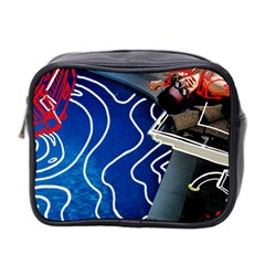 Panic! At The Disco Released Death Of A Bachelor Mini Toiletries Bag 2 Side