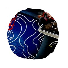Panic! At The Disco Released Death Of A Bachelor Standard 15  Premium Round Cushions