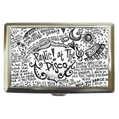 Panic! At The Disco Lyric Quotes Cigarette Money Cases