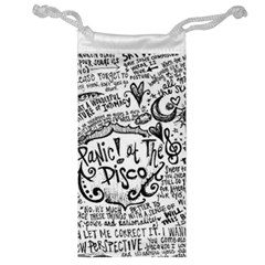 Panic! At The Disco Lyric Quotes Jewelry Bag