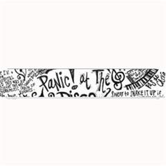 Panic! At The Disco Lyric Quotes Small Bar Mats