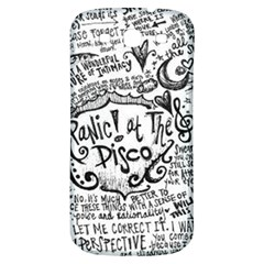 Panic! At The Disco Lyric Quotes Samsung Galaxy S3 S Iii Classic Hardshell Back Case