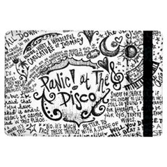 Panic! At The Disco Lyric Quotes Ipad Air Flip