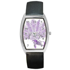 Panic At The Disco Barrel Style Metal Watch