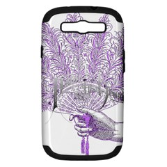 Panic At The Disco Samsung Galaxy S Iii Hardshell Case (pc+silicone)