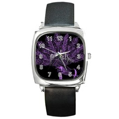 Panic At The Disco Square Metal Watch