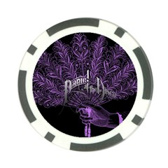 Panic At The Disco Poker Chip Card Guard (10 Pack)