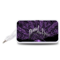 Panic At The Disco Portable Speaker (white)