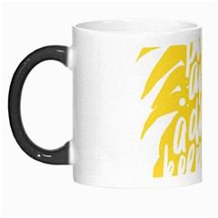 Cute Pineapple Yellow Fruite Morph Mugs