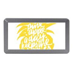 Cute Pineapple Yellow Fruite Memory Card Reader (mini)