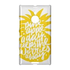 Cute Pineapple Yellow Fruite Nokia Lumia 1520