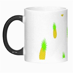 Cute Pineapple Fruite Yellow Green Morph Mugs
