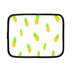 Cute Pineapple Fruite Yellow Green Netbook Case (small)