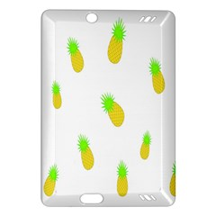 Cute Pineapple Fruite Yellow Green Amazon Kindle Fire Hd (2013) Hardshell Case