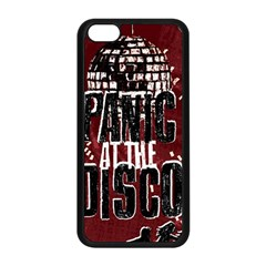 Panic At The Disco Poster Apple Iphone 5c Seamless Case (black)